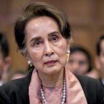 Dilaporkan Sakit, Aung San Suu Kyi Batal Jalani Sidang di Pengadilan