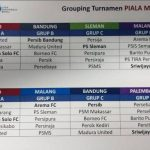 Jadwal Pertandingan Piala Menpora 2021