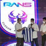 Dana Investasi Rans Cilegon FC Sentuh Rp300 Miliar, Buat Apa Saja?