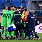 Lazio Tuntaskan Dendam atas Atalanta di Bergamo