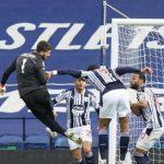 Dramatis! Gol 'Ajaib' Alisson Bawa Liverpool Kalahkan West Brom 2-1