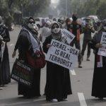 2.382 Personel TNI-Polri Jaga Ketat Aksi Solidaritas Bela Palestina di Jakarta