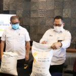 Kemensos Tingkatkan Koordinasi dengan Perum Bulog dan Pos terkait Penyaluran Bantuan Beras