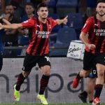 Sampdoria vs AC Milan: Gol Tunggal Brahim Diaz Menangkan Rossoneri