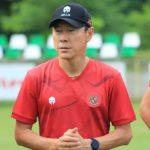 Timnas Indonesia U-19 Ditahan Imbang, Shin Tae-yong: Lapangan Kurang Bagus