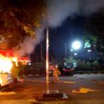 7 Fakta Penyerangan Polsek Ciracas, 100 Orang Bakar dan Rusak Fasilitas