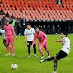 Valencia vs Real Madrid: Dihukum Tiga Penalti, Los Blancos Tumbang 4-1