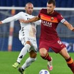 AS Roma Sikat Benevento 5-2