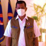Doni Monardo Targetkan Indonesia Bebas Covid-19 saat HUT RI 17 Agustus