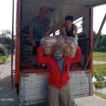 Darurat Batingsor, Bupati Landak: Kita Sudah Distribusikan 2,2 Ton Beras di Kuala Behe