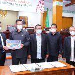 Legislatif dan Eksekutif Sepakati Perubahan APBD Kota Pontianak TA 2021 Rp1,85 Triliun