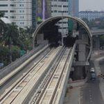 Kejar Target Konstruksi 2021, Luhut Minta Proyek LRT Jabodetabek Dikebut