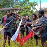 OPM Bakar Bendera Merah Putih, TNI: Biar Dapat Perhatian Internasional