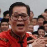 Preman Insyaf Anton Medan Meninggal Dunia