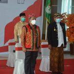 Peringatan Harla Pancasila, Pemkab Ketapang Simak Pesan Jokowi Secara Virtual