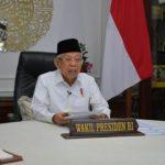 Wapres Ma'ruf Amin Jelaskan Alasan Pemerintah Geser Libur Maulid Nabi