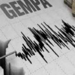 Gempa Magnitudo 4,2 Guncang Lampung dan Sulteng