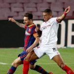 Hasil Liga Spanyol: Barcelona Ditahan Imbang Sevilla 1-1