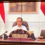Jokowi Minta Vaksinasi Atlet PON dan Peparnas Segera Rampung