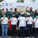 Wali Kota Pontianak Ajak Masyarakat Galakkan Olahraga Aman dari COVID-19