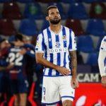 Levante Hentikan Real Sociedad di Puncak Klasemen La Liga