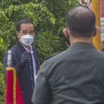 Jokowi Tak Akan Balas Surat AHY soal Kudeta, Istana: Itu Internal Demokrat