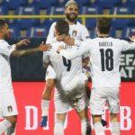 Kalahkan Bosnia 2-0, Italia Lolos Semifinal UEFA Nations League