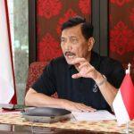Luhut: Pandemi Covid-19 di Indonesia Telah Terkendali!