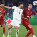 Euro 2020: Italia Gagal Tembus Pertahanan Berlapis Turki di Babak Pertama