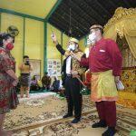 Raja Landak Nobatkan KMN sebagai Putri Permata Jaya Negeri Ismahayana Landak
