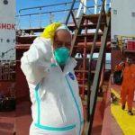 Kapal India Masuk Pelabuhan Dumai, 5 ABK Positif Corona