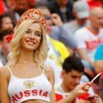 Suporter Cantik Rusia Ini Dituding Jadi Artis Film Dewasa