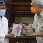 Ganjar Pranowo Jadi Ketua Umum Persatuan Radio TV Publik Daerah se-Indonesia