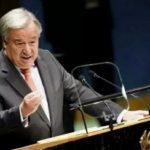 Sekjen PBB Kutuk Bom Bunuh Diri di Kota Kabul, Sebut Afghanistan Tidak Stabil