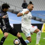 Liga Prancis: 10 Pemain Lyon Tahan Imbang Marseille 1-1