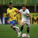 Brasil Bantai Bolivia 5-0, Begini Komentar Casemiro