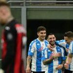 Rossoneri Tumbang di Kandang vs Napoli