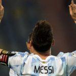 Copa America 2021, Kans Terakhir Messi Rengkuh Trofi Bareng Argentina?
