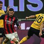 AC Milan Ditahan Imbang Udinese 1-1