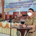 Pemkot Pontianak Imbau RT/RW Tingkatkan Kewaspadaan Tangani Pandemi