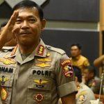DPR Minta Surpres Pengganti Kapolri Idham Aziz