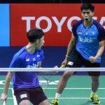 Dua Wakil Indonesia Kandas di Semifinal Orleans Masters 2021