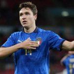 Antar Italia ke Final Euro 2020, Federico Chiesa Jadi 'Star of The Match'