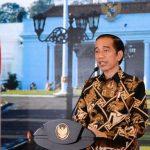 Jokowi Urai Kenapa Dibuat UU Ciptaker sampai Bantah Upah Minimum Dihapus