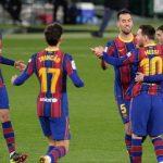 Liga Spanyol: Barcelona Vs Elche, Skor 3-0