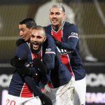 Liga Prancis, Les Parisiens Menang 1-0