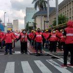 Gebrak Sebut Ratusan Orang Diamankan Polisi dari Aksi May Day di Jakarta