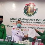 Sah, AM Nasir Jadi Ketua DPW PPP Kalbar Masa Khidmad 2021 – 2026