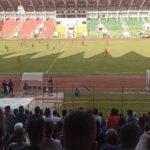 Penonton Membludak, Laga Persiraja Banda Aceh vs PSMS Medan Dihentikan