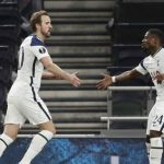 Brace Harry Kane Menangkan The Lilywhites vs Dinamo Zagreb